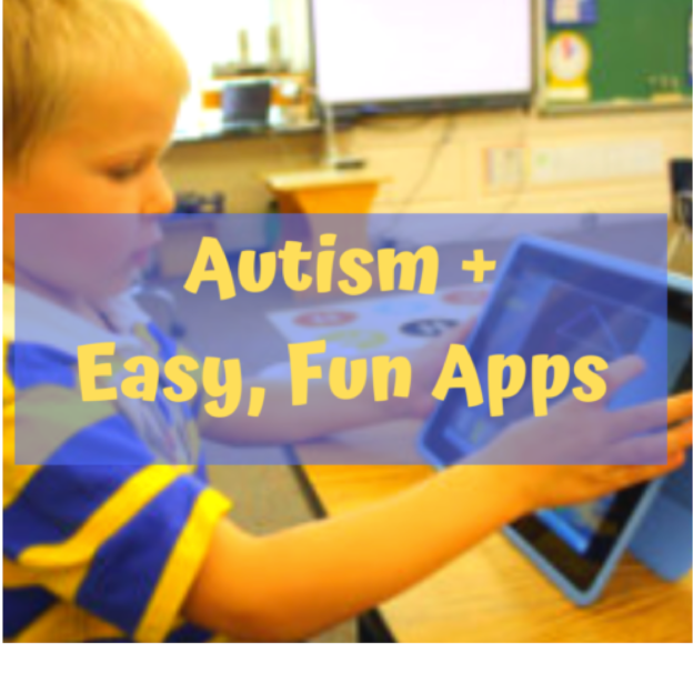 Autism & easy fun app games